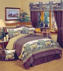 deer mountain comforter sets