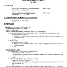 Vita Volunteer Resume Unique Curriculum Vitae Resume Format About Vita Resume Template 14