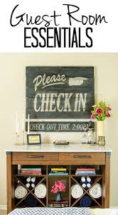 office guest room ideas stuff. Guest Bedroom Ideas {Entertain With Organized Style} Office Room Stuff