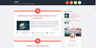 responsive blogger templates top 30 best free responsive blogger templates 2018 colorlib