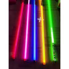 Bóng đèn led tuýp nhiều màu 1m2 1.2m trang trí, đèn led T8 các màu ( đặt  mua từ 2 sp ) - Bóng đèn Nhãn hàng No brand
