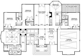 Italian Villa Influences   JL   st Floor Master Suite  CAD    Floor Plan
