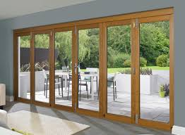 Types Of Bifold Doors And Their Differences  Interior  Exterior - Bifold exterior glass doors