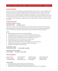 Data Entry Skills Resumes Sample Data Entry Resume 6 Examples In Pdf Word