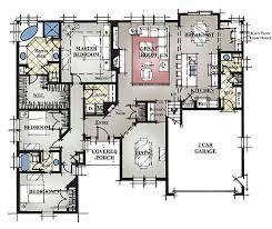 model e floorplan 1