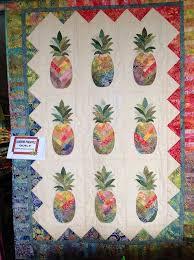 81 best Hawaiian Quilt images on Pinterest | Circles, Art c& and ... & Fabric Impressions - Home quilt idea Adamdwight.com