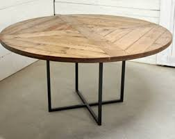 round wood dining table. Astounding Inspiration Reclaimed Wood Round Dining Table 5