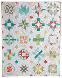 164 best QUILTS: Sampler Block Quilts, BOM, & Row by Row images on ... & Meet the Vintage Quilt Revival Quilts: Sampler on Point by Fresh Lemons  Quilts Adamdwight.com