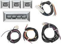 mopar parts swk101 power window switch wiring harness power window switch wiring harness one 4 button and three 1 button switches