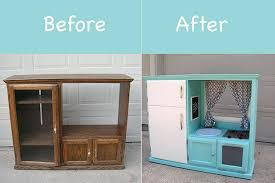 how to repurpose furniture. Childs Kitchen How To Repurpose Furniture