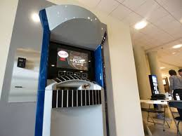 Pizza Vending Machine Xavier Interesting Get Ready America The Pizza ATM Is Here Courtesy Of Xavier