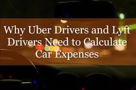 Why Uber Drivers And Lyft Drivers Need To Calculate Car