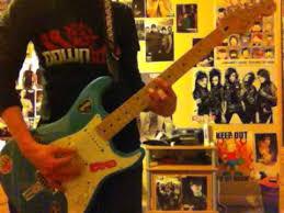 biffy clyro black chandelier guitar cover