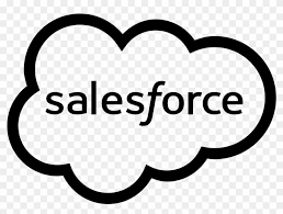Salesforce Logo Salesforce Icon Salesforce Logo White Png Free
