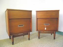 vintage hooker furniture desk. Vintage NH Antiques Week Mid Century Modern Cubist Pair Of Mainline By Hooker Furniture End Tables Desk