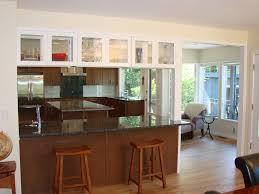 Kitchen Center Island Cabinets Sparkling Glass Door Kitchen Cabinets Kitchentoday