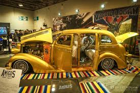 Lowriders Invade Japan: Classic Legends Car Show | DrivingLine