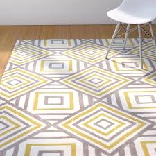 yellow and white rug impressive gray and yellow area rug pertaining to yellow area rug ordinary