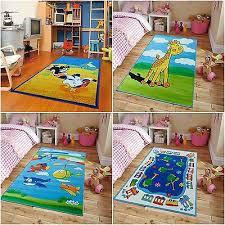 kids area rug kids rugs 5x7 playroom rugs classroom rug educational rug carpet