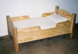 ... Small Bed Layout Toddler Bed | Starratt Builders