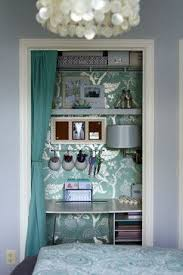 7 Brilliant Ways To Reinvent A Spare Closet