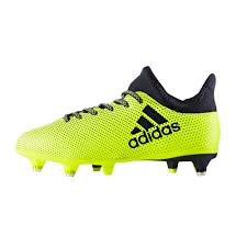 adidas x 17 3. kid\u0026#039;s x 17.3 soft ground yellow football boots adidas 17 3