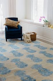 the french connection rug from 3 500 pure new zealand wool and silk blend hand knotted informal living area