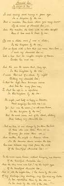 "the ballad of religion goers two perspectives on poe s ""annabel  the ballad of religion goers two perspectives on poe s ""annabel lee"" keep culture weird"
