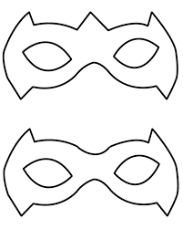cf6b0132e7922cb8419f3e2d6eb0c166 robin mask template tutorial a simple way to make a robin on happy face mask template