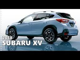 2018 subaru xv black. plain 2018 2018 subaru xv driving footage exterior interior with subaru xv black