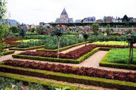 Parterre Vegetable Garden Design