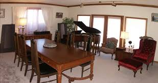 piano dining room table. baby grand piano bar dining room table