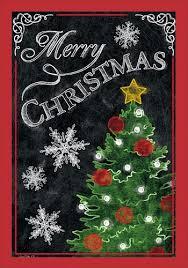 christmas garden flag.  Christmas Custom Decor Flag  Merry Christmas Tree Decorative At Garden House  Flags And Z