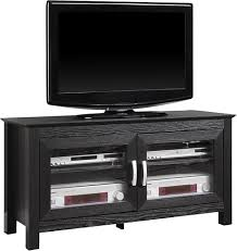 vizio tv stand best buy. walker edison - tv stand for flat-panel tvs up to 52\ vizio tv best buy