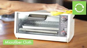 maintaining your toaster oven
