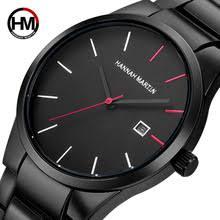 <b>Часы Hannah</b> Martin Мужские кварцевые, люксовые брендовые ...