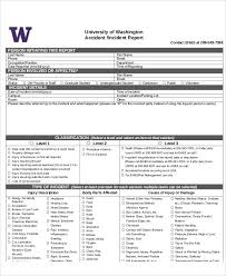 Incident Report Example Peoplewho Us
