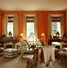 Orange Living Room Decor Unique Orange Living Room Ideas For Sweet Home Gallery Gallery