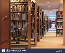 Image Wooden Rows Of Bookshelves In Library Vectorstock Rows Of Bookshelves In Library Stock Photo 30650576 Alamy