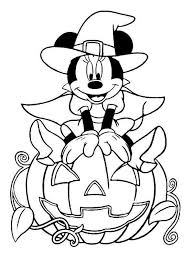 Free disney halloween coloring pages for you to save or print. 4 Best Disney Halloween Coloring Pages Printable Printablee Com
