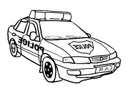 Cop Car Coloring Pages Race Car Coloring Pages Printable Race Car