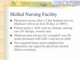 40 Skilled Nursing Documentation Templates Markmeckler