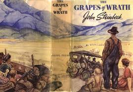 the senses of an ending the grapes of wrath novel and film dg