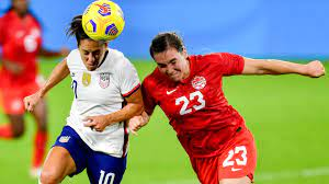 USWNT vs. Canada: Time, channel, TV ...