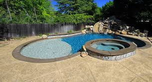 swimming pool decks. Poured Concrete Swimming Pool Decks I
