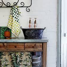 install an outdoor sink