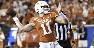 Texas Releases Depth Chart Ahead Of Showdown With Lsu