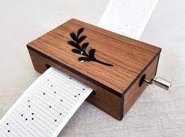 5 out of 5 stars. Tabor Music Box Co Custom Music Boxes With Custom Songs