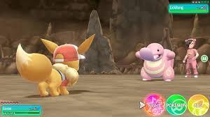 Pokemon Let S Go Element Chart