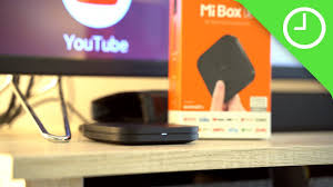 Xiaomi Mi Box S has Android TV w/ 4K HDR for $59 - YouTube